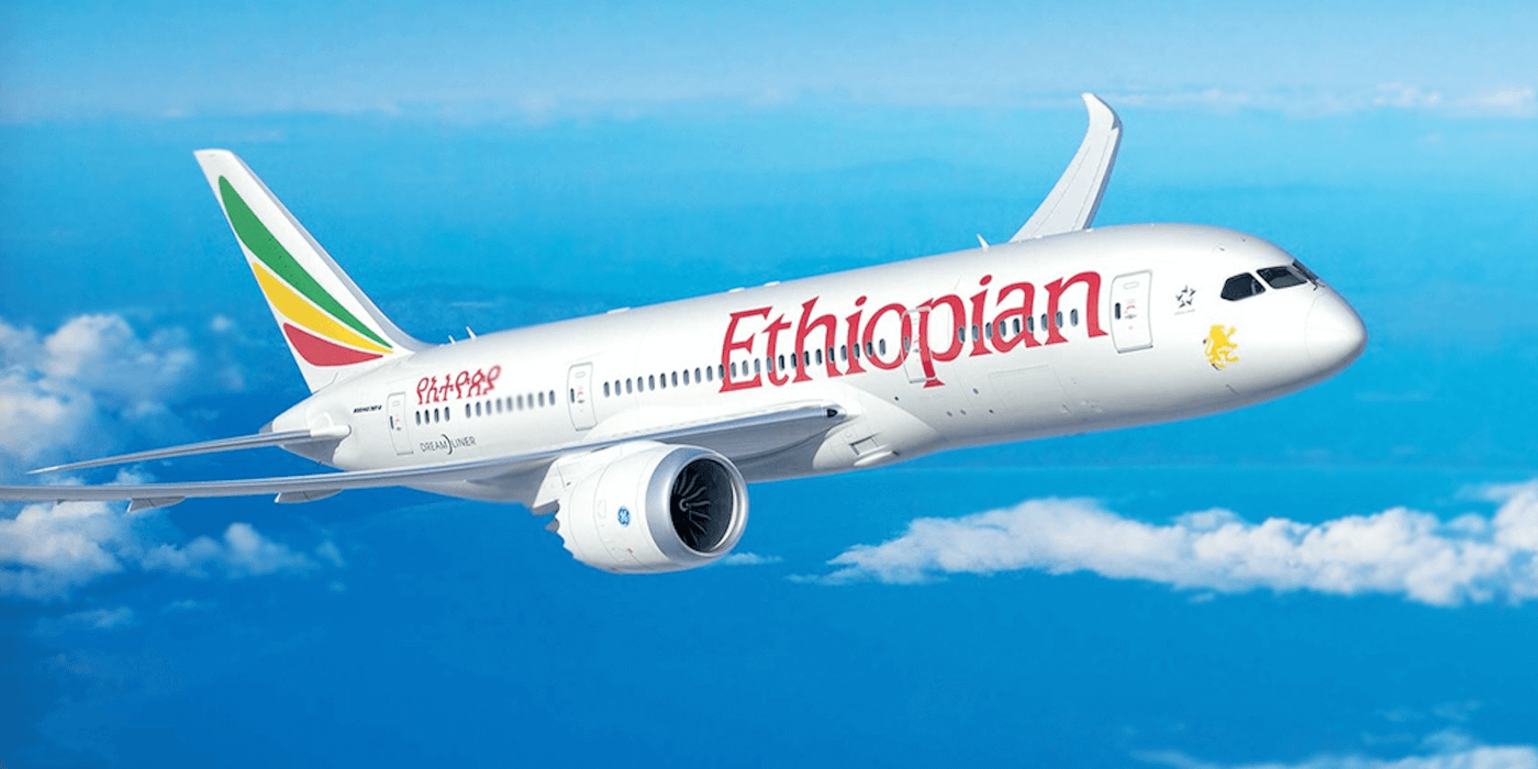 Ethiopian Airlines Launches On-board Wi-Fi