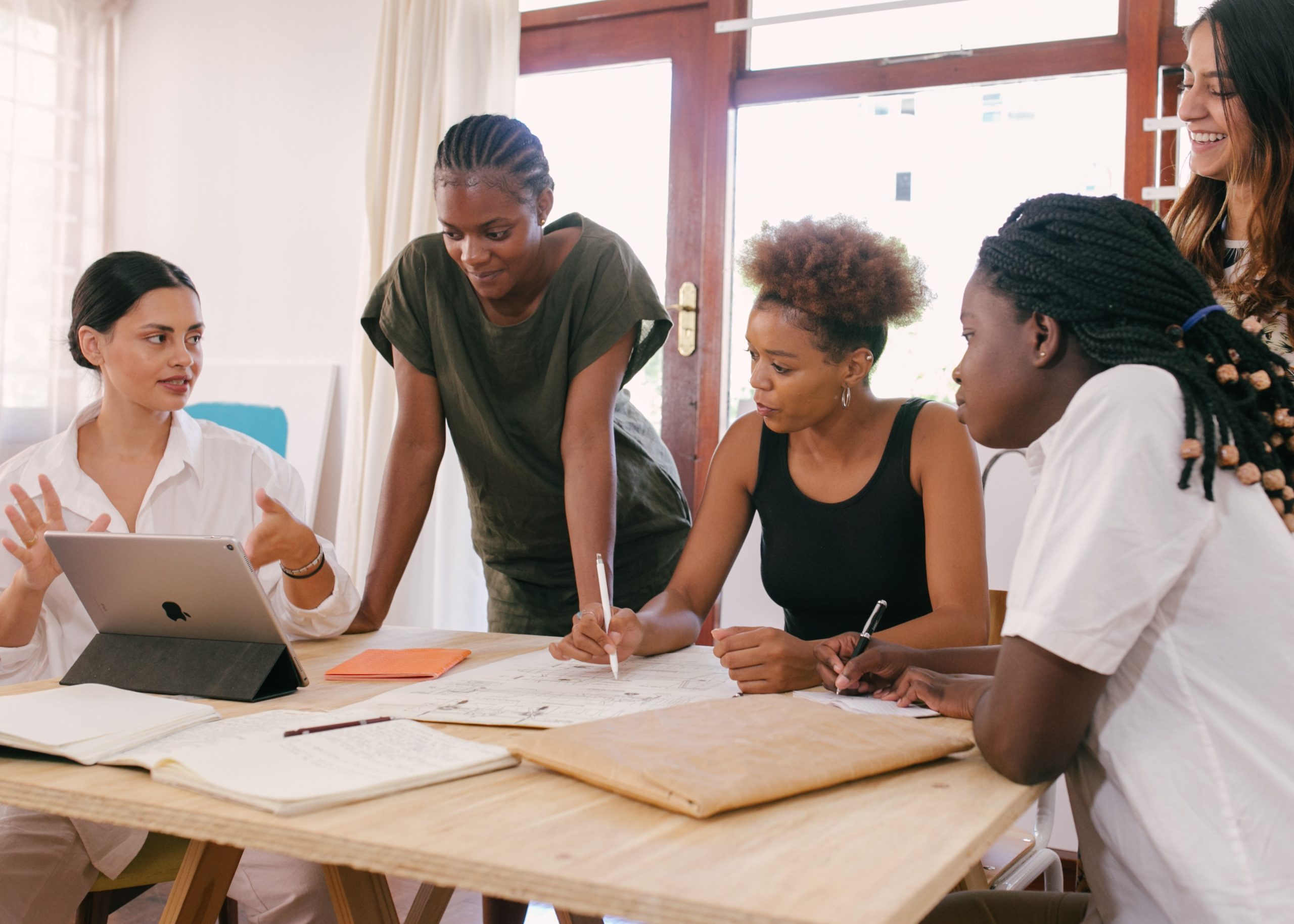Changing Gender Dynamics In The African Workplace
